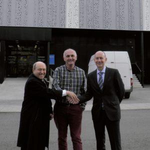 Acuerdo de colaboración entre FENITEL-Asturias y Saltoki 1 La formación más actual, base del acuerdo entre FENITEL-Asturias y Saltoki. FENITEL Asturias comenzaba el año ratificando un acuerdo de colaboración con la