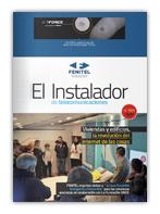 """Medios de comunicación 11 Los socios de Fenitel Asturias tienen acceso a los siguientes servicios: » Revista """"El instalador de telecomunicaciones"""" de forma trimestral » Servicio de"""