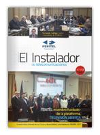 """Medios de comunicación 10 Los socios de Fenitel Asturias tienen acceso a los siguientes servicios: » Revista """"El instalador de telecomunicaciones"""" de forma trimestral » Servicio de"""