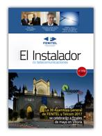 """Medios de comunicación 9 Los socios de Fenitel Asturias tienen acceso a los siguientes servicios: » Revista """"El instalador de telecomunicaciones"""" de forma trimestral » Servicio de"""