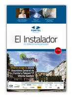 """Medios de comunicación 8 Los socios de Fenitel Asturias tienen acceso a los siguientes servicios: » Revista """"El instalador de telecomunicaciones"""" de forma trimestral » Servicio de"""