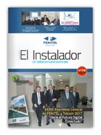 """Medios de comunicación 7 Los socios de Fenitel Asturias tienen acceso a los siguientes servicios: » Revista """"El instalador de telecomunicaciones"""" de forma trimestral » Servicio de"""
