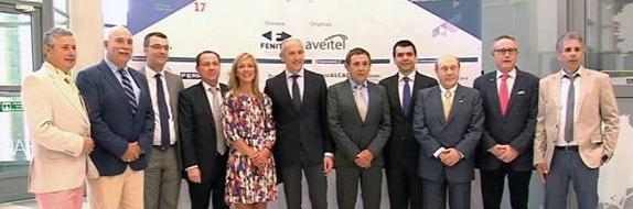 Repercusión en los medios de la Jornada Telcom17 2 Repercusión en los medios de la Jornada Telcom17, en Vitoria, en la que varios empresarios pertenecientes a FENITEL ASTURIAS estuvimos presentes, con nuest