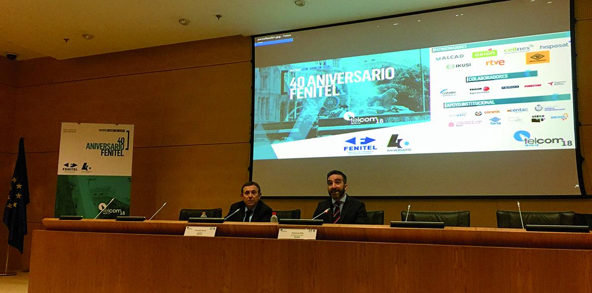 Amplia participación asturiana en el 40 Aniversario de FENITEL 5 Durante los días 21 y 22 de junio, una amplia delegación de Fenitel Asturias participó en la Asamblea General de nuestra Federación Nacional, FENITEL, así