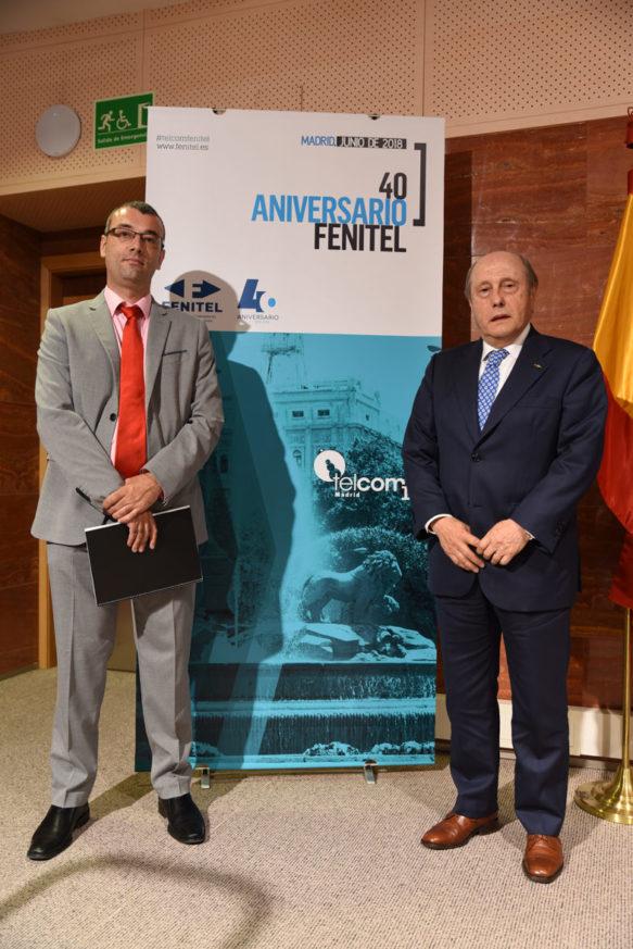 Amplia participación asturiana en el 40 Aniversario de FENITEL 9 Durante los días 21 y 22 de junio, una amplia delegación de Fenitel Asturias participó en la Asamblea General de nuestra Federación Nacional, FENITEL, así