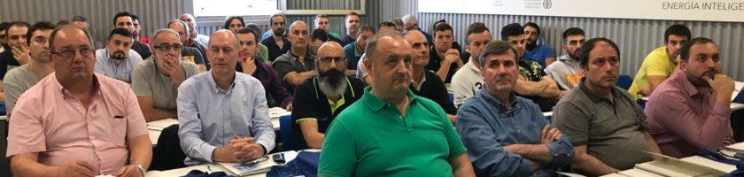 Curso de Formación sobre Fibra Óptica en METALUX Avilés 1 Numerosos asociados de Fenitel Asturias participaron la pasada semana en un curso de formación realizado por nuestra empresa colaboradora, METALUX, en sus