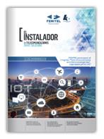 """Medios de comunicación 3 Los socios de Fenitel Asturias tienen acceso a los siguientes servicios: » Revista """"El instalador de telecomunicaciones"""" de forma trimestral » Servicio de"""