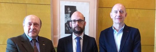 director general de Innovación, Investigación y Transformación Digital de Asturias