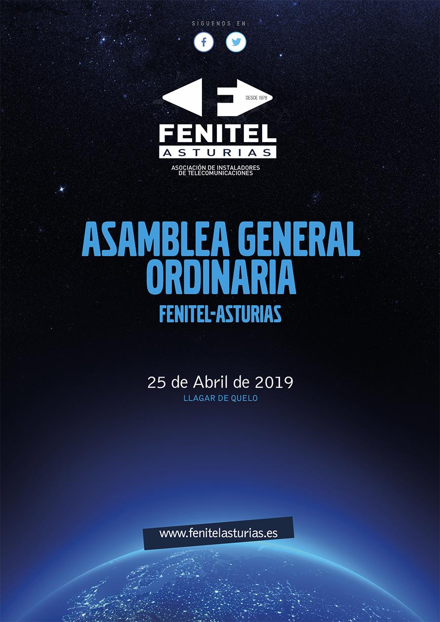 Asamblea General Fenitel Asturias
